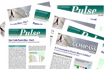 PR Compass and Economic Pulse Newsletters