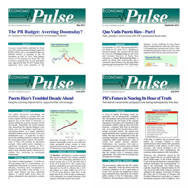 Economic Pulse Newsletter