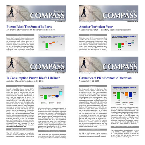 Puerto Rico Compass Newsletter