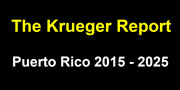 Presentation: The Krueger Report - Puerto Rico 2015 - 2025