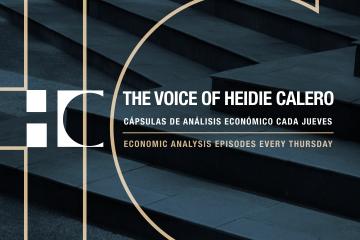 The Voice of Heidie Calero